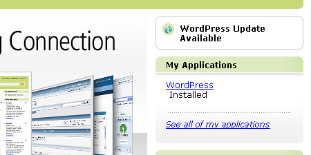 WordPress Upgrade