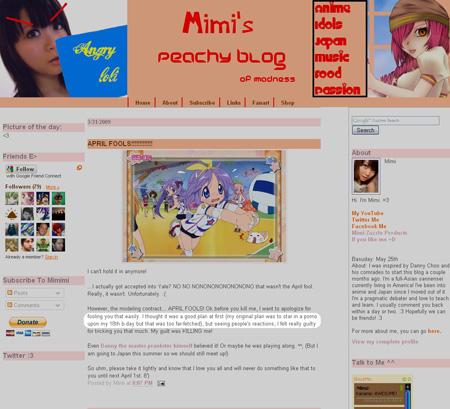 Mimi a.k.a. Angry Loli