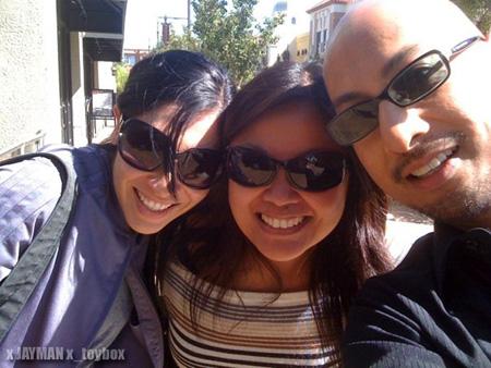 Kabuki with Melanie & Patti