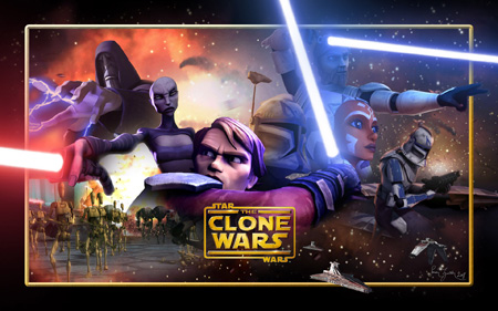 Star Wars - The Clone Wars - Collage