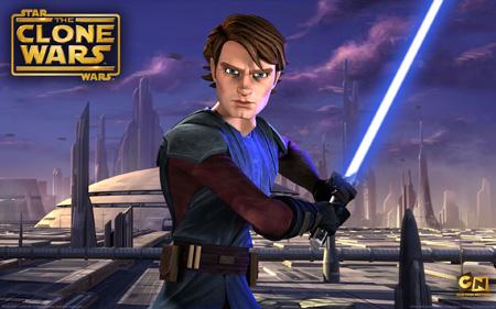 Star Wars - The Clone Wars - Anakin Skywalker