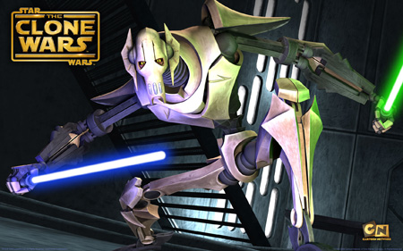 Star Wars - The Clone Wars - General Grievous