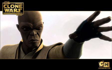 Star Wars - The Clone Wars - Mace Windu