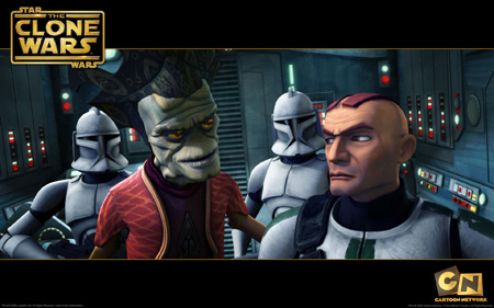 Star Wars - The Clone Wars - Nute Gunray