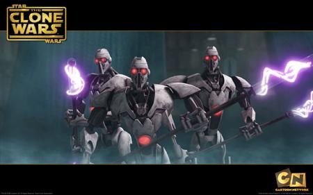 Star Wars - The Clone Wars - MagnaGuards