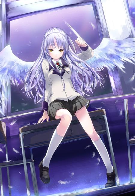 Angel Beats! | Tachibana Kanade