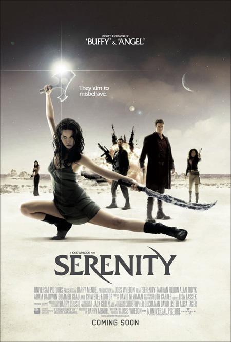 Nathan Fillion & Summer Glau | Serenity (2005)
