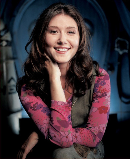 Jewel Staite as Kaywinnit Lee Frye | Firefly (2002)