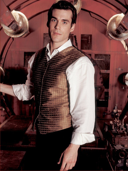Sean Maher as Dr. Simon Tam | Firefly (2002)
