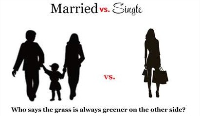 Image result for single and married