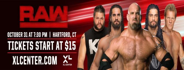 Image result for wwe raw xl center