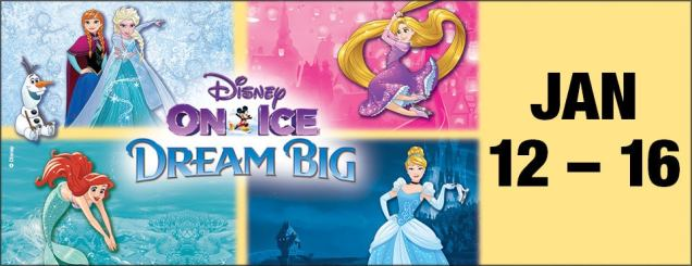 Image result for DISNEY ON ICE - DREAM BIG XL Center