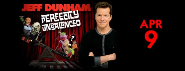 Image result for Jeff Dunham Perfectly Unbalanced april 9 XL