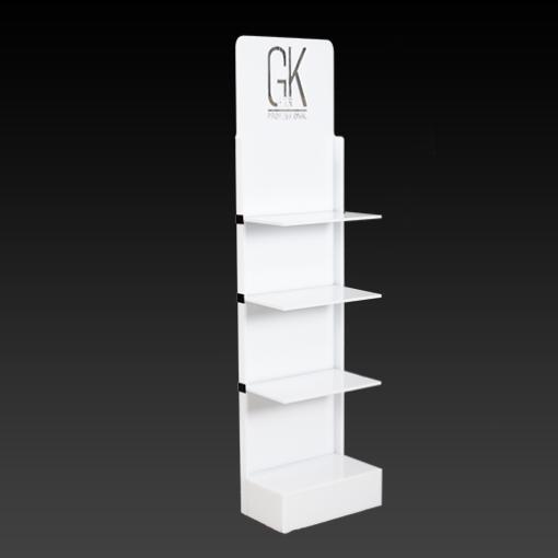 Επιδαπέδιο Display Stand από Plexiglass