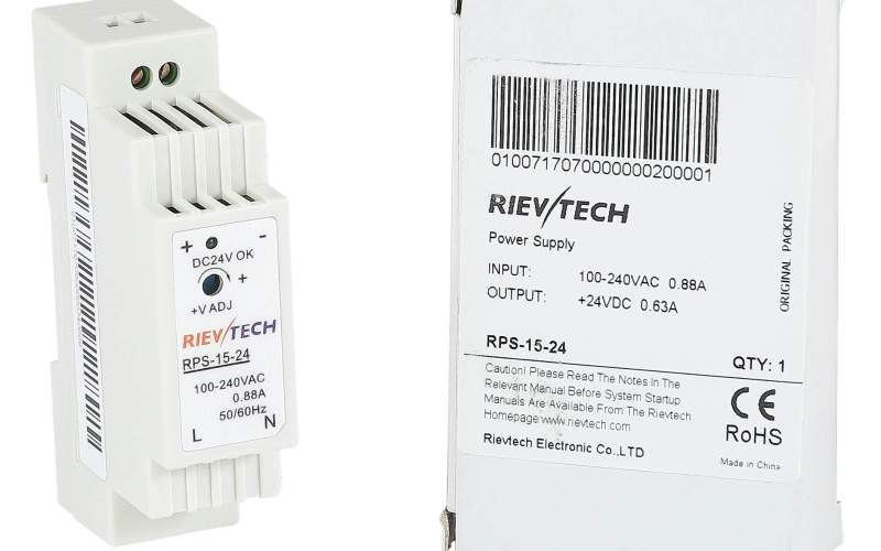 Rievtech Power Supply Units