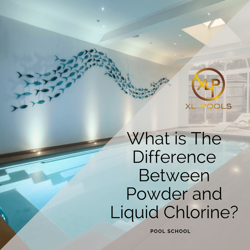 What is The Difference Between Powder and Liquid Chlorine
