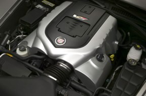 2006-Cadillac-XLR-V-Engine