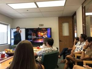 HP Ventures Mitchell Weinstock