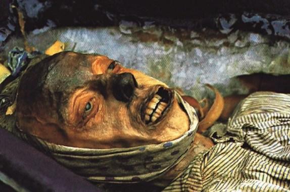 barco fantasma momia xlsemanal