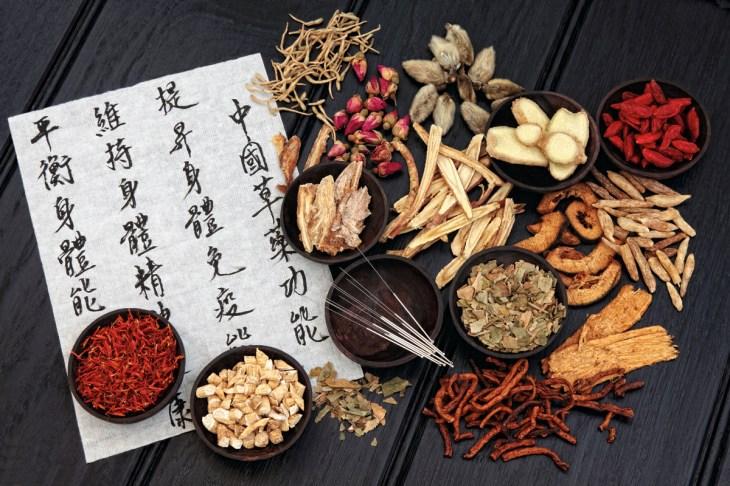 Medicina china: los cuatro pilares de su sabiduría