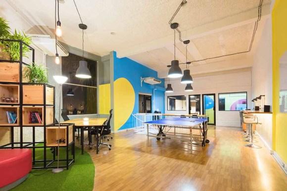 De WHO heeft kunst op kantoor als gezond verklaard: goed voor de vitaliteit van medewerkers