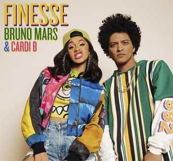 Bruno Mars Cardi B Finesse