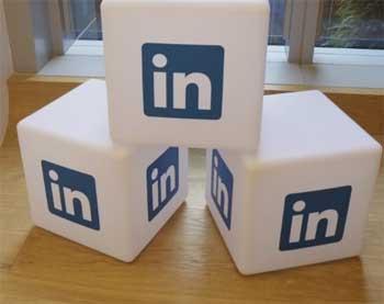 LinkedIn sosiale medier
