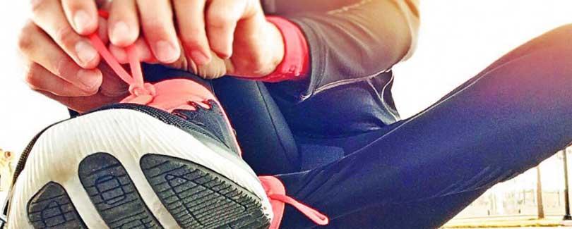 Fysisk aktivitet trening student