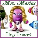 Mrs. Marine and the Tiny Troops