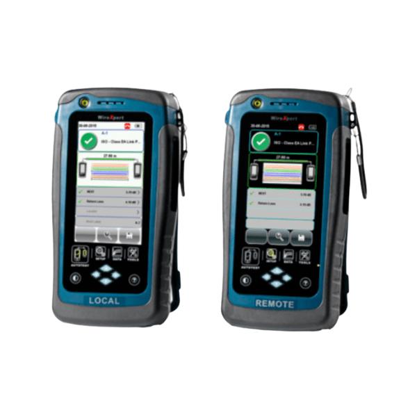 Certificatore LAN fino alla Cat8 + Fibra Softing | Wirexpert 4500