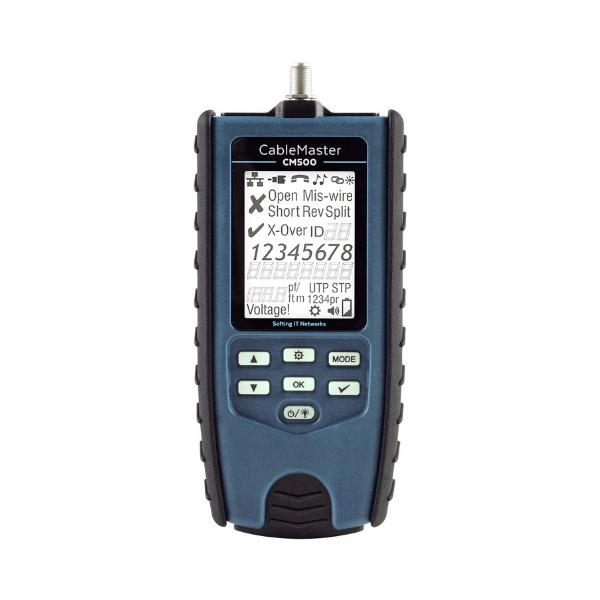 Tester LAN avanzato Softing Cablemaster | 500