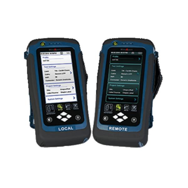 Certificatore LAN fino alla Cat6A Softing | Wirexpert 500 / Transizione 4.0