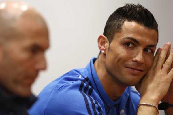 Cristiano Ronaldo Siap Bermain Lawan Villarreal Ungkap Zidane