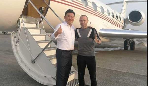 Kapten Barcelona Dikabarkan Pilih Jepang Bukan China