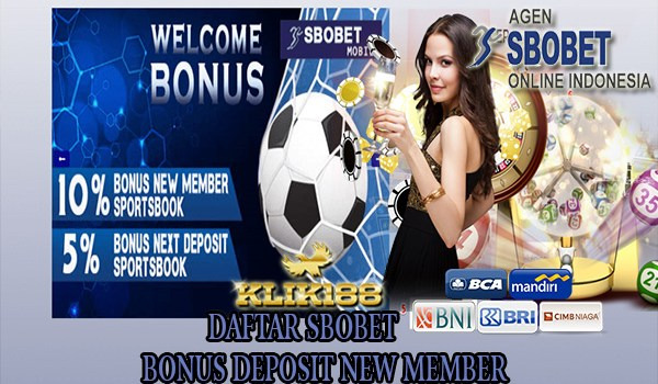 Daftar Sbobet Bonus Deposit New Member