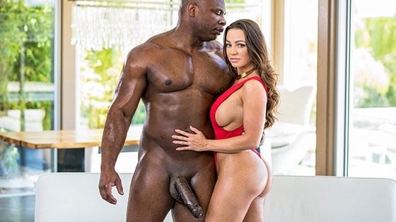 Free watch streaming porn Blacked Abigail Mac Loosen Up - xmoviesforyou