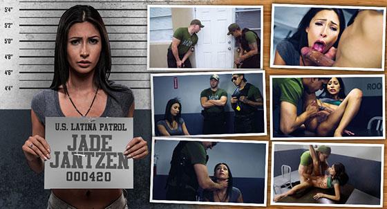 Free watch streaming porn LatinaPatrol Jade Jantzen E05 - xmoviesforyou