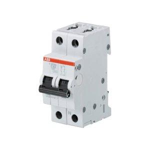 Двухполюсные автоматические выключатели