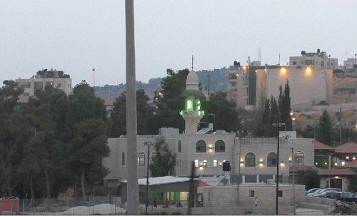 מסגד בשועפאט