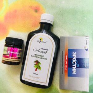 фото препаратов для мужского и женского здоровья