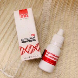 Купить пептид в растворе ПК-7 для поджелудочной железы