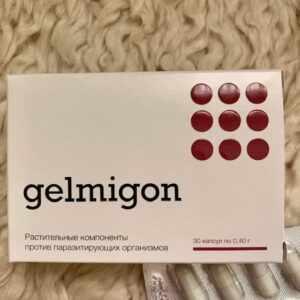 Купить растительное средство против паразитов Гельмигон
