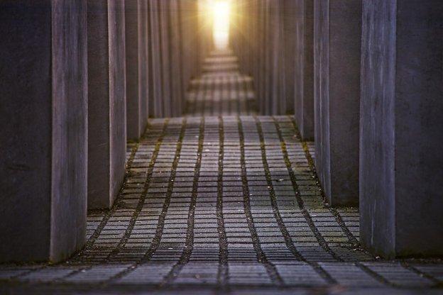תמונה ממוזיאון השואה בברלין ברמניה