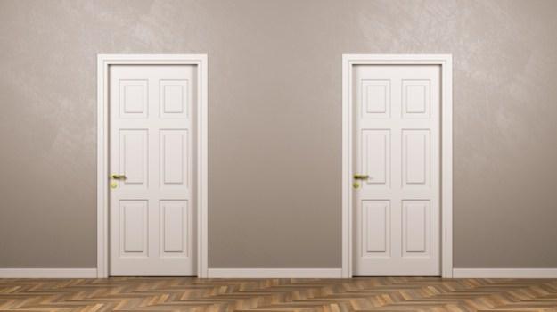 2 דלתות