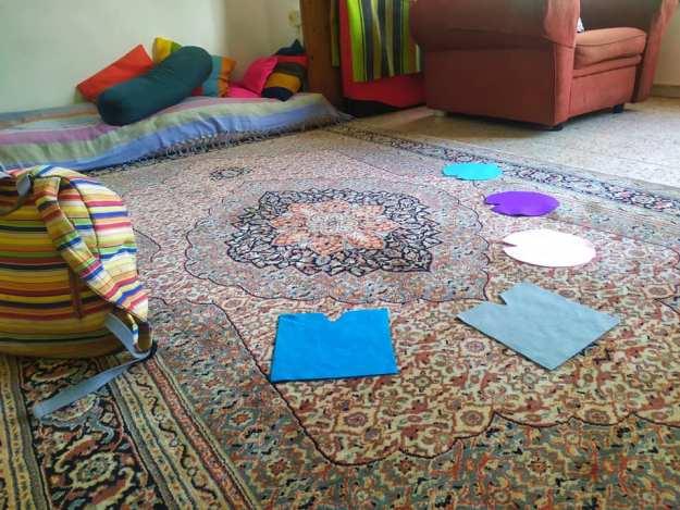 תמונת ייצוגים על השטיח