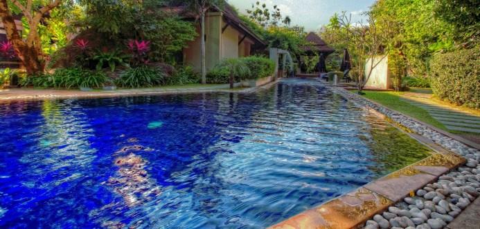 Весенний бассейн 6