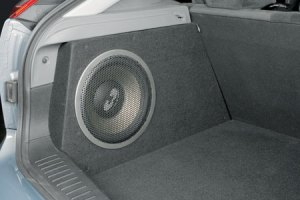 Audi A3 8P Subwoofer Install In 2011  grounddagor