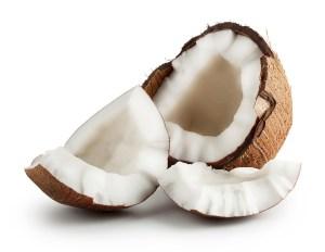 Natürlicher Sonnenschutz Kokos