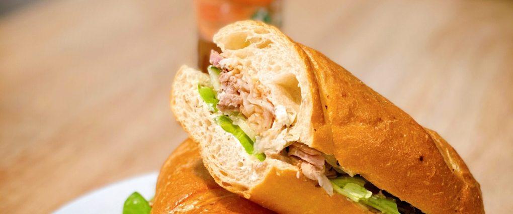Pulled Pork Baguette | La Baguette