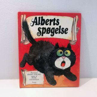 Alberts spøgelse af Jeremy Strong